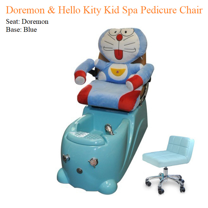 Doremon Hello Kity Kid Spa Pedicure Chair with Magnetic Jet 02 - All Best Deals