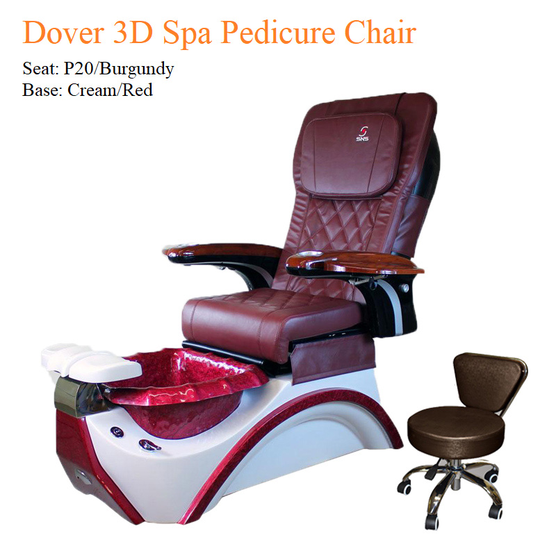 Dover 3D Spa Pedicure Chair with Magnetic Jet – High Quality 010 - Trang chủ