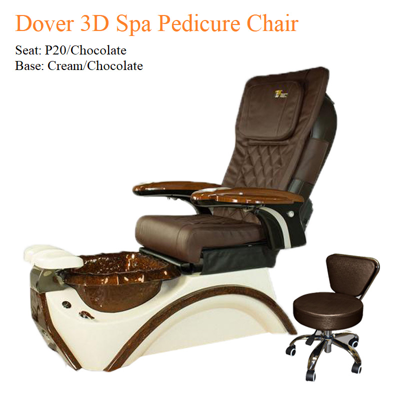 Dover 3D Spa Pedicure Chair with Magnetic Jet – High Quality 012 - All Best Deals