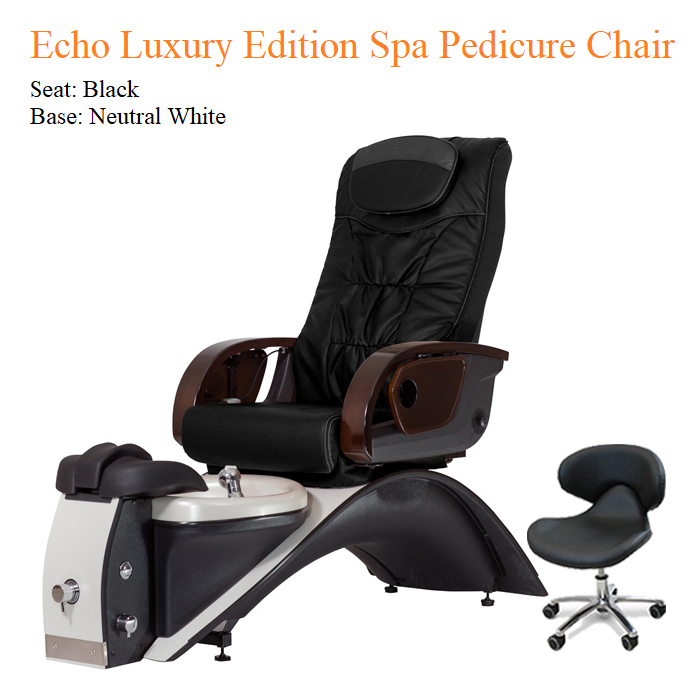 Echo Luxury Edition Spa Pedicure Chair with Magnetic Jet – American Made 01 - All Best Deals