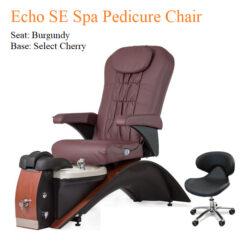 Echo SE Luxury Spa Pedicure Chair with Magnetic Jet – Vibra Heat Massage System 01 247x247 - Equipment nail salon furniture manicure pedicure