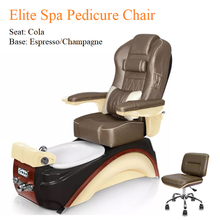 Elite Luxury Spa Pedicure Chair with Magnetic Jet and Tru Touch™ Shiatsu Massage 01 - All Best Deals
