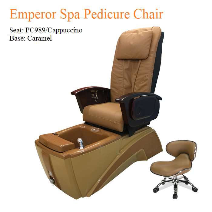 Emperor Spa Pedicure Chair with Magnetic Jet – Shiatsu Massage System 03 - All Best Deals