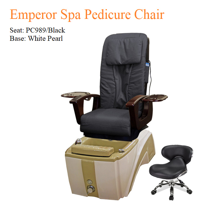Emperor Spa Pedicure Chair with Magnetic Jet – Shiatsu Massage System 04 - All Best Deals