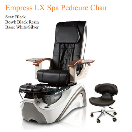 Empress LX Spa Pedicure Chair – High Quality with American-Made