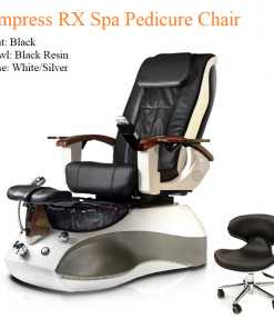 Empress RX Spa Pedicure Chair – High Quality with American-Made