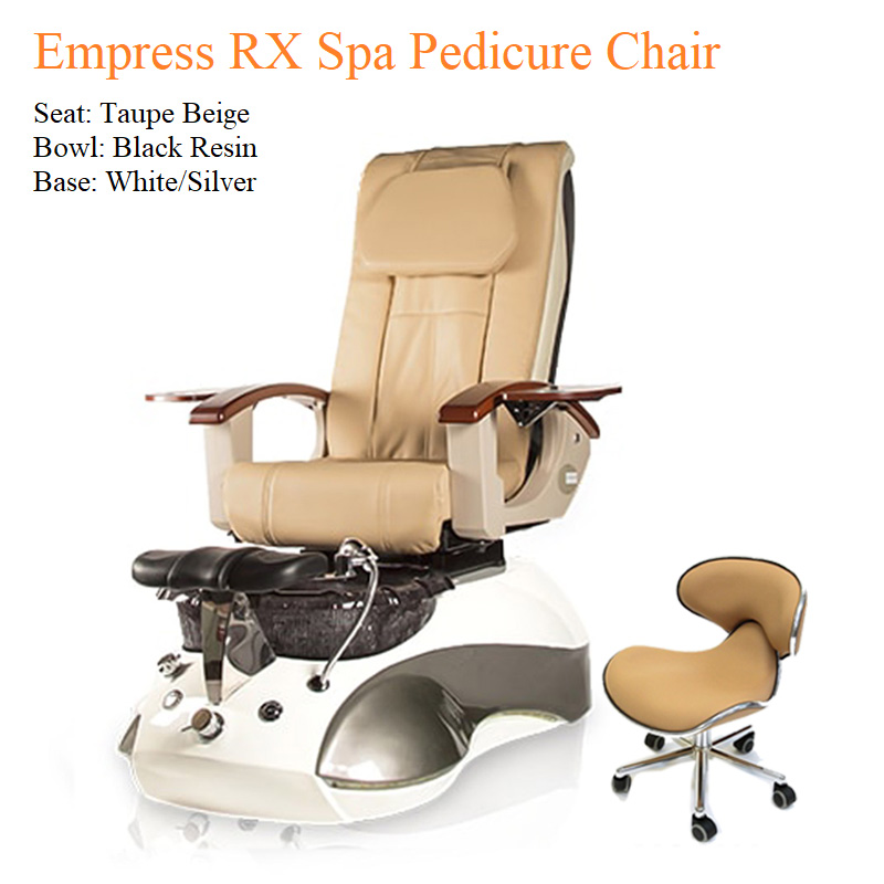 Empress RX Spa Pedicure Chair – High Quality with American Made 02 - Khuyến mãi
