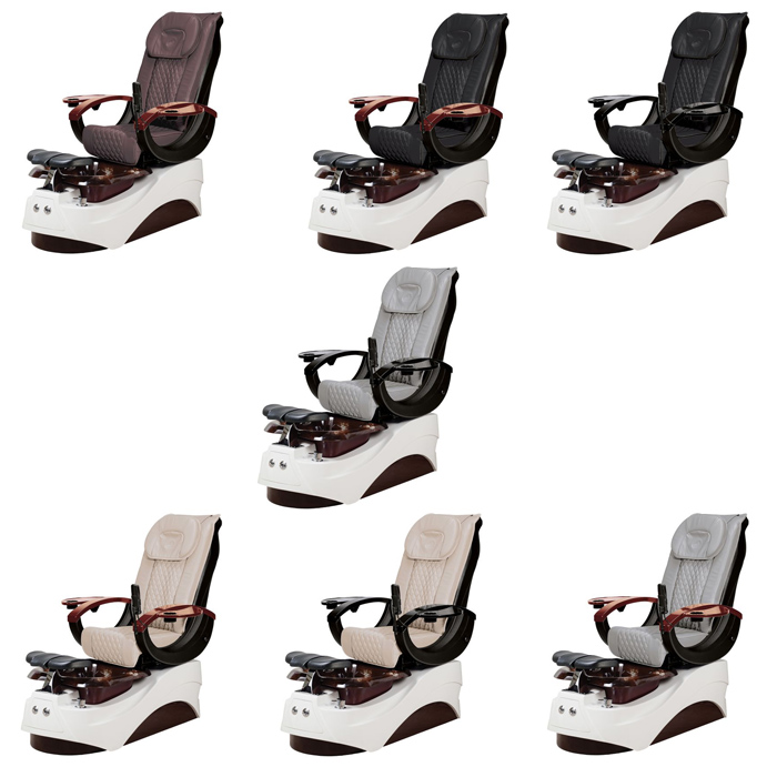 Enix Luxury Spa Pedicure Chair with Magnetic Jet – High Quality
