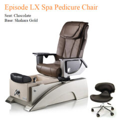 Episode LX Luxury Spa Pedicure Chair – High Quality with American Made 01 247x247 - Equipment nail salon furniture manicure pedicure
