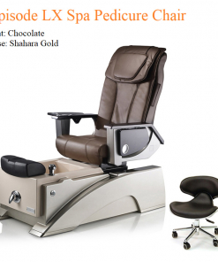 Episode LX Luxury Spa Pedicure Chair – High Quality with American-Made