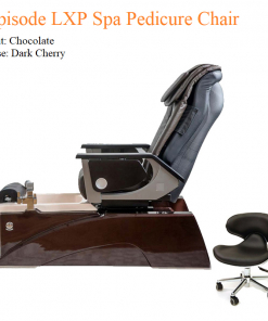 Episode LXP Luxury Spa Pedicure Chair – High Quality with American-Made