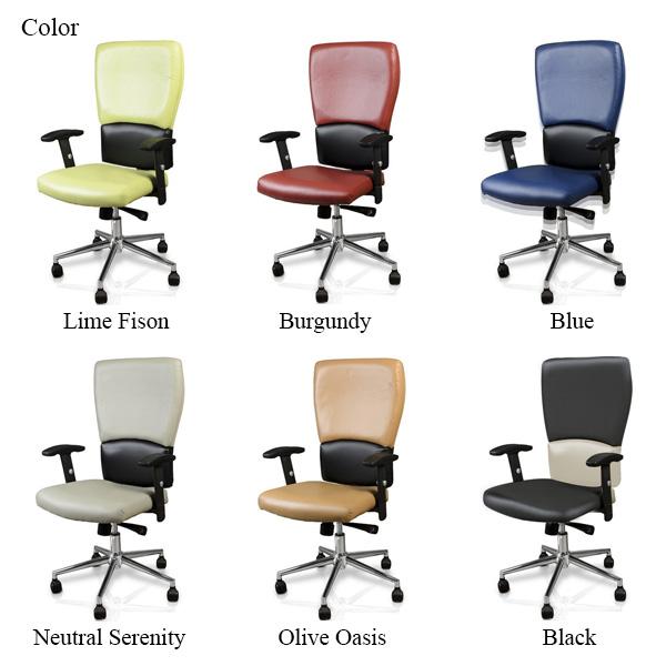 Euro Salon Chair with Chrome Base – 40 inches