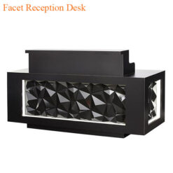 Facet Reception Desk - 60 inches