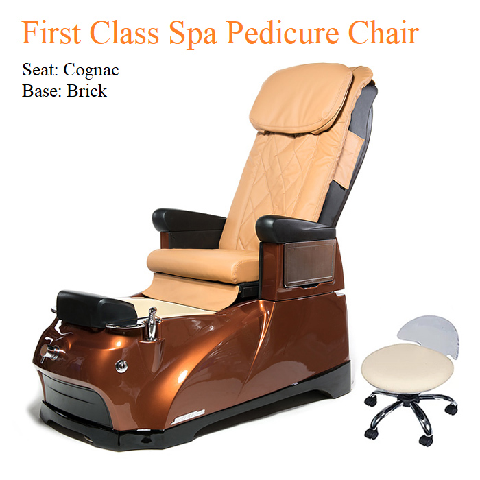 First Class Luxury Spa Pedicure Chair with Magnetic Jet – Shiatsu Massage System 02 - Khuyến mãi
