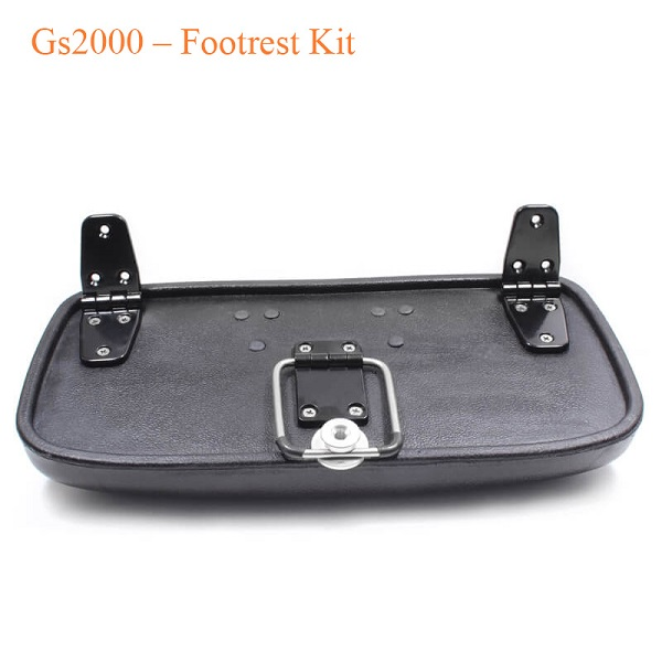 Gs2000 – Footrest Kit 0 - Top Selling