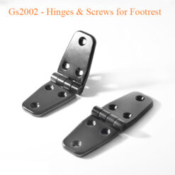 Gs2002 – Hinges & Screws for Footrest