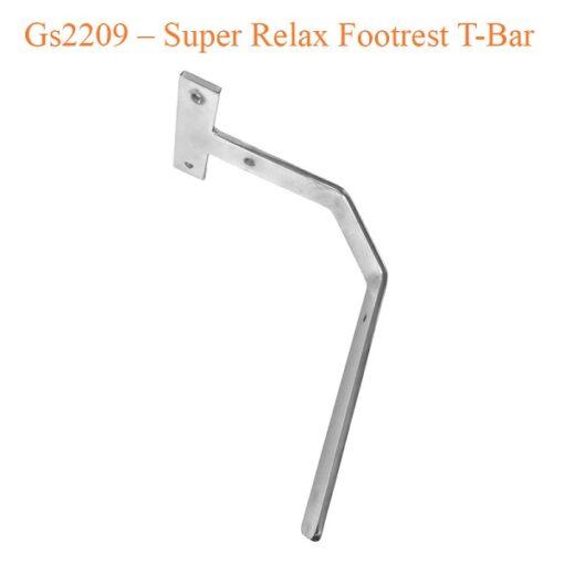Gs2209 – Super Relax Footrest T-Bar