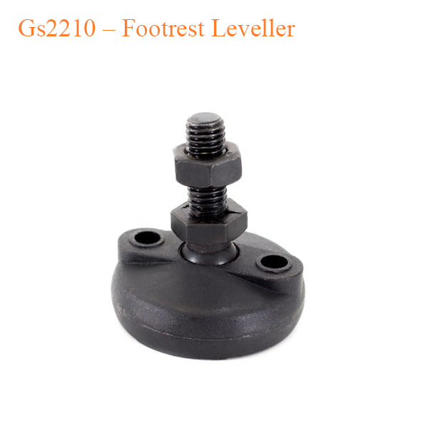 Gs2210 –  Footrest Leveller, 20mm Thread, 48mm Total
