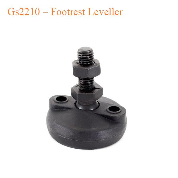 Gs2210 –  Footrest Leveller, 20mm Thread, 48mm Total