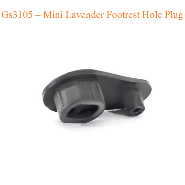 Gs3105 – Mini Lavender Footrest Hole Plug