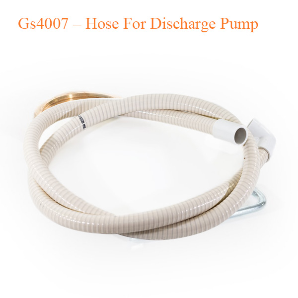 Gs4007 – Hose for Discharge Pump