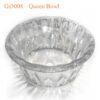 Bồn Ngâm Thủy Tinh Queen Gs5008
