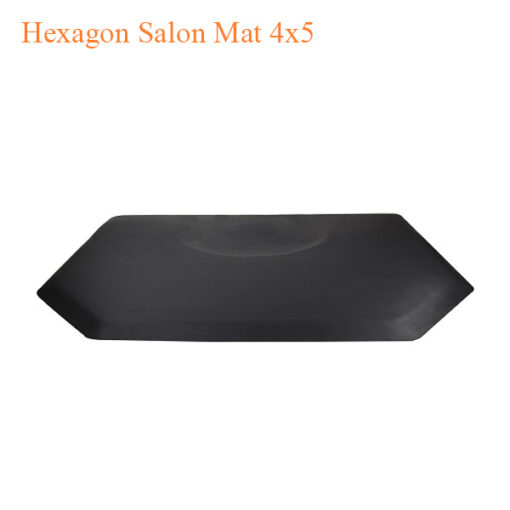 Hexagon Salon Mat 4×5