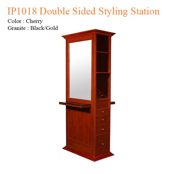IP1018 Double Sided Styling Station – 79 inches
