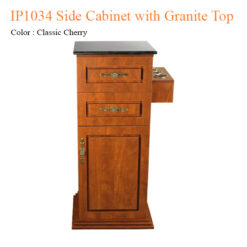 IP1034 Side Cabinet with Granite Top – 42 inches