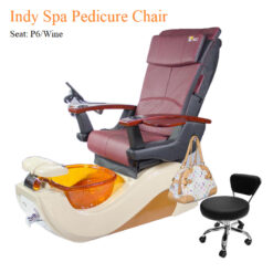 Indy Spa Pedicure Chair with Magnetic Jet – High Quality 02 247x247 - Equipment nail salon furniture manicure pedicure