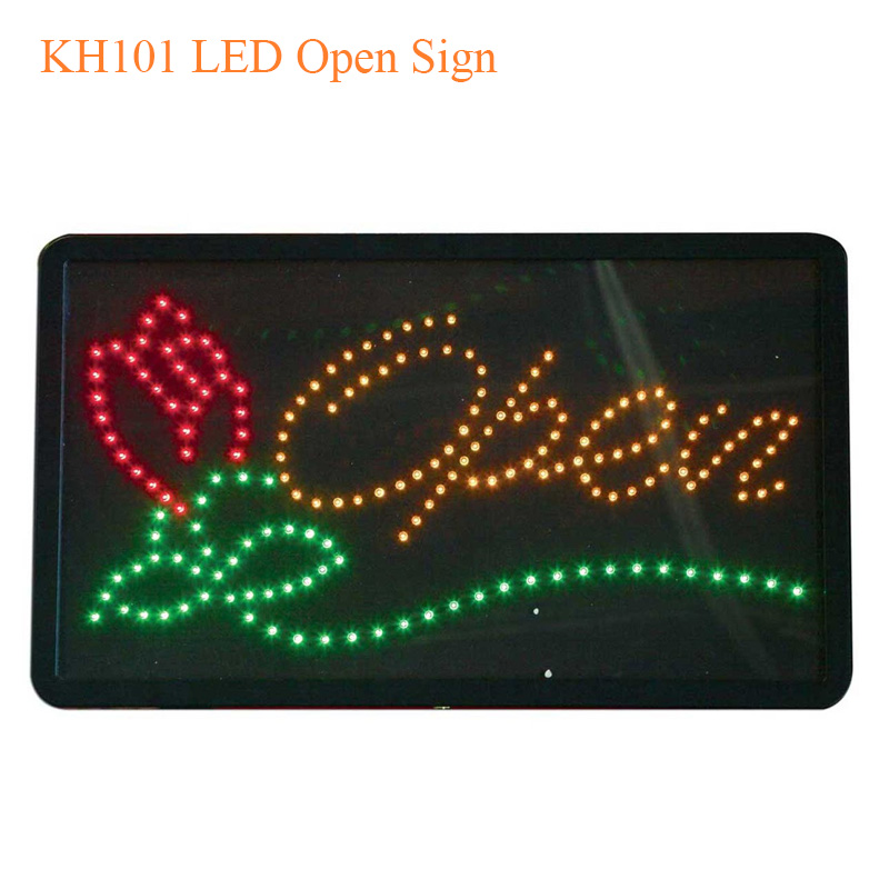 KH101 LED Open Sign