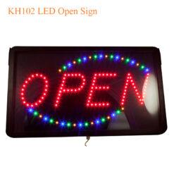 KH102 LED Open Sign