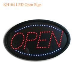 KH104 LED Open Sign