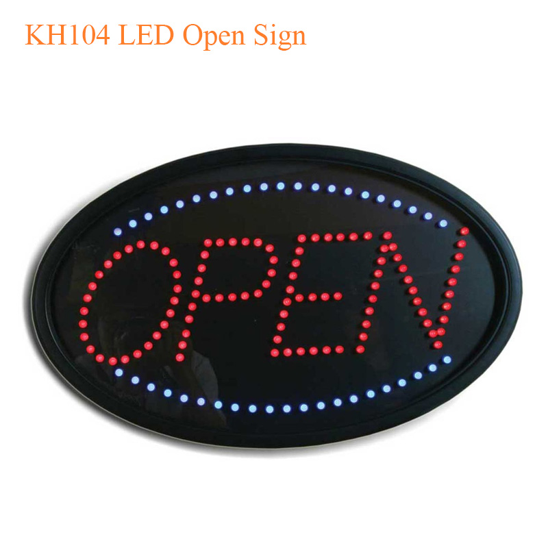 KH104 LED Open Sign