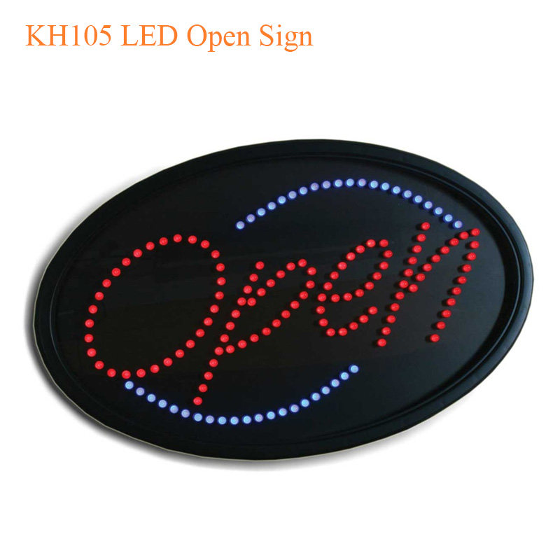 KH105 LED Open Sign