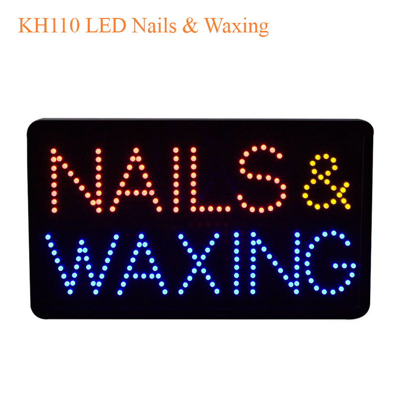 Bảng Đèn LED Nails & Waxing KH110