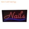 KH111 LED Nails Sign 100x100 - KH111 LED Nails Sign