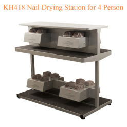 KH418 Nail Drying Station with Shelf for 4 Person 48 inches 247x247 - Equipment nail salon furniture manicure pedicure