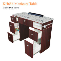 KH656 Manicure Table 40 inches 0 247x247 - Equipment nail salon furniture manicure pedicure