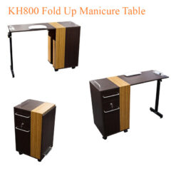 KH800 Fold Up Manicure Table 47 inches 247x247 - Equipment nail salon furniture manicure pedicure