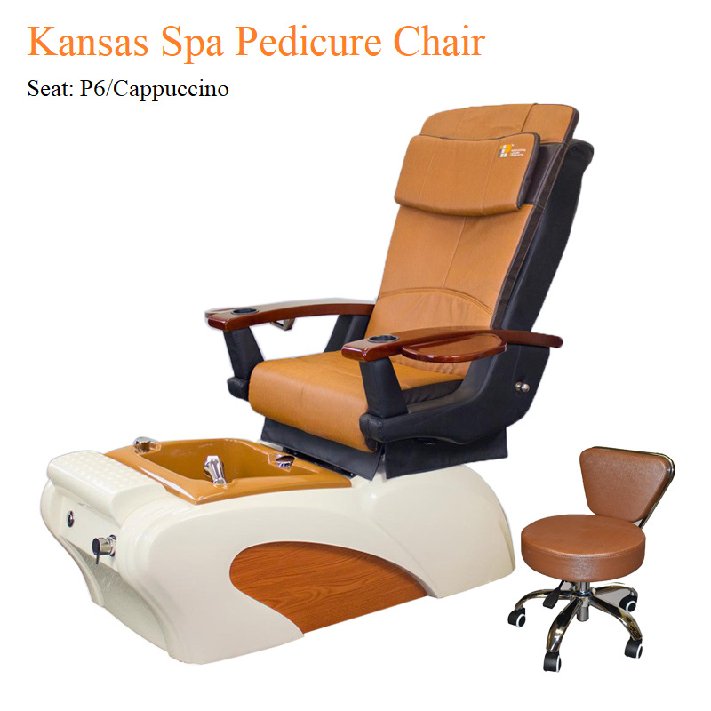 Kansas Spa Pedicure Chair with Magnetic Jet – High Quality 01 - All Best Deals