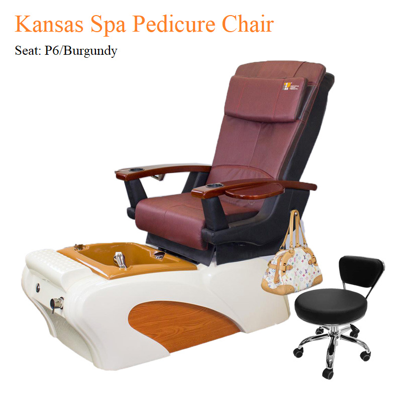 Kansas Spa Pedicure Chair with Magnetic Jet – High Quality 02 - Khuyến mãi