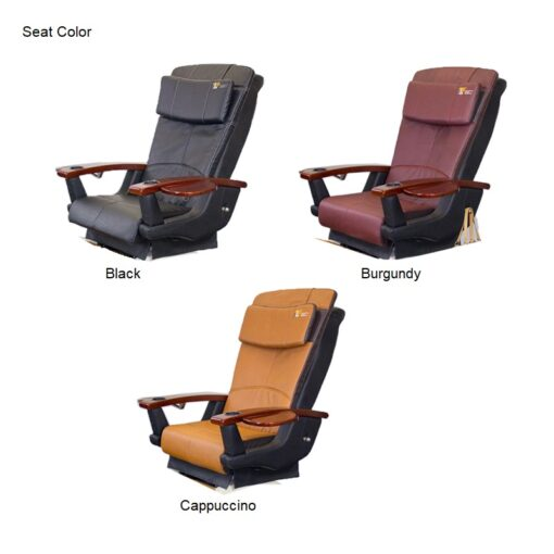 Kansas Spa Pedicure Chair with Magnetic Jet – High Quality