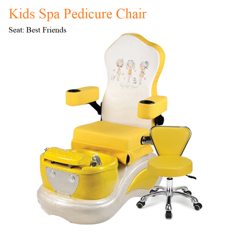 Kids Spa Pedicure Chair with Magnetic Jet 02