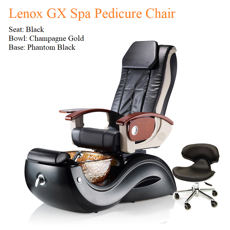 Lenox GX Luxury Spa Pedicure Chair – High Quality with American-Made