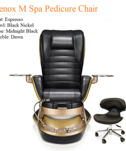 Lenox M Luxury Spa Pedicure Chair – High Quality with American-Made