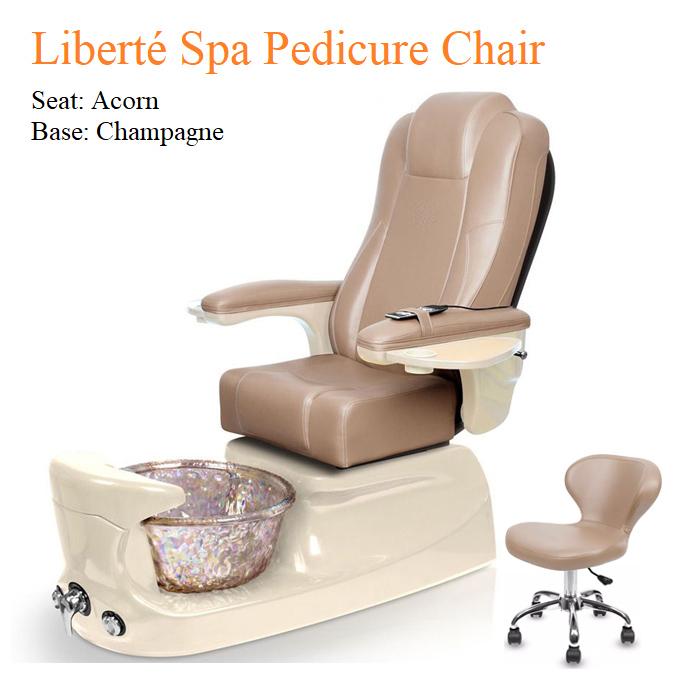 Liberté Spa Pedicure Chair with Magnetic Jet and Tru Touch™ Shiatsu Massage 01 - Trang chủ