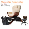 Maestro Luxury Spa Pedicure Chair with Magnetic Jet – Vibra Heat Massage System 01 100x100 - Maestro Luxury Spa Pedicure Chair with Magnetic Jet – Vibra-Heat Massage System