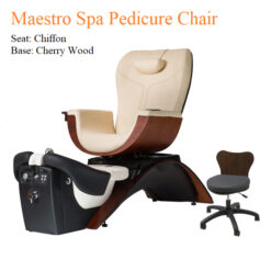 Maestro Luxury Spa Pedicure Chair with Magnetic Jet – Vibra Heat Massage System 01 247x247 - Pedicure Spa, Nail Table, Furniture & Equipment