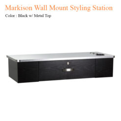 Markison Wall Mount Styling Station – 36 inches